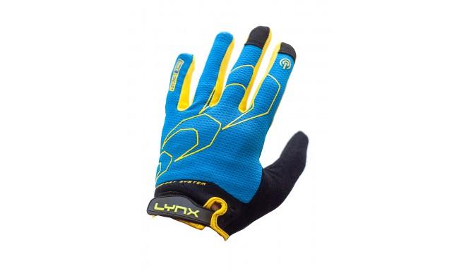 Рукавички Lynx All MountainBlue/Yellow