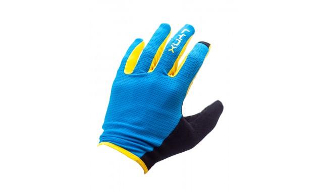Рукавички Lynx Trail Blue/Yellow