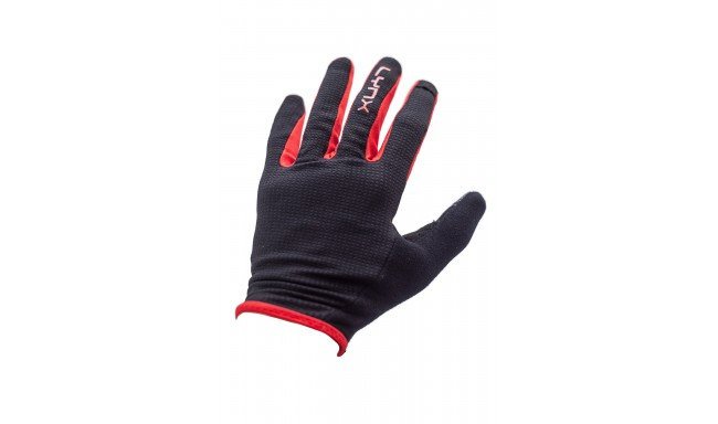 Рукавички Lynx Trail Black/red