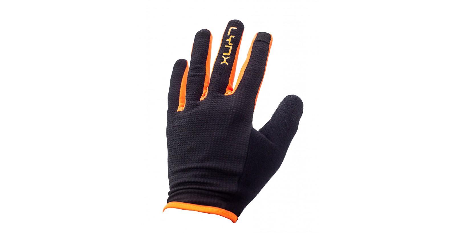 Рукавички Lynx Trail Black/Orange