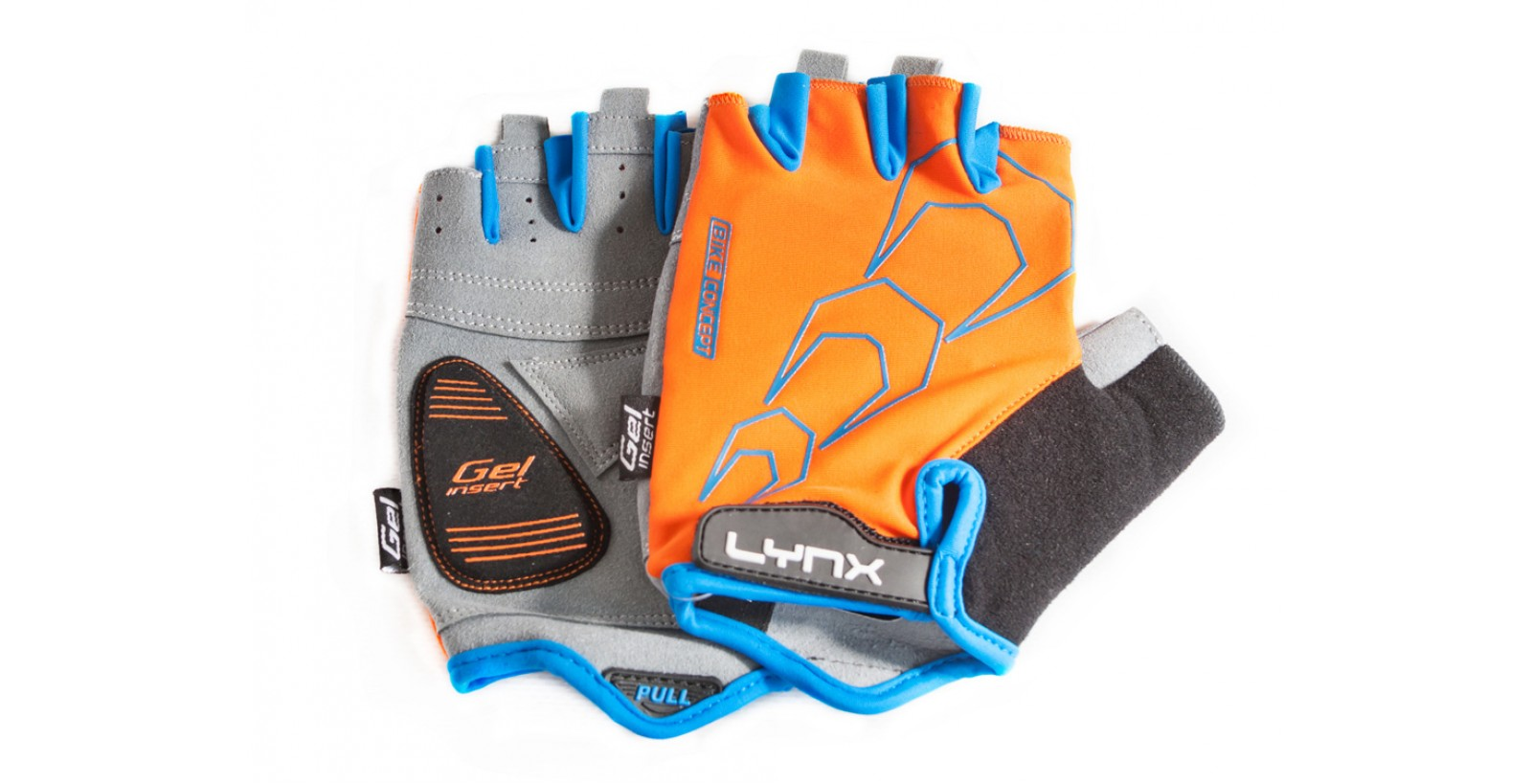 Перчатки RACE Orange