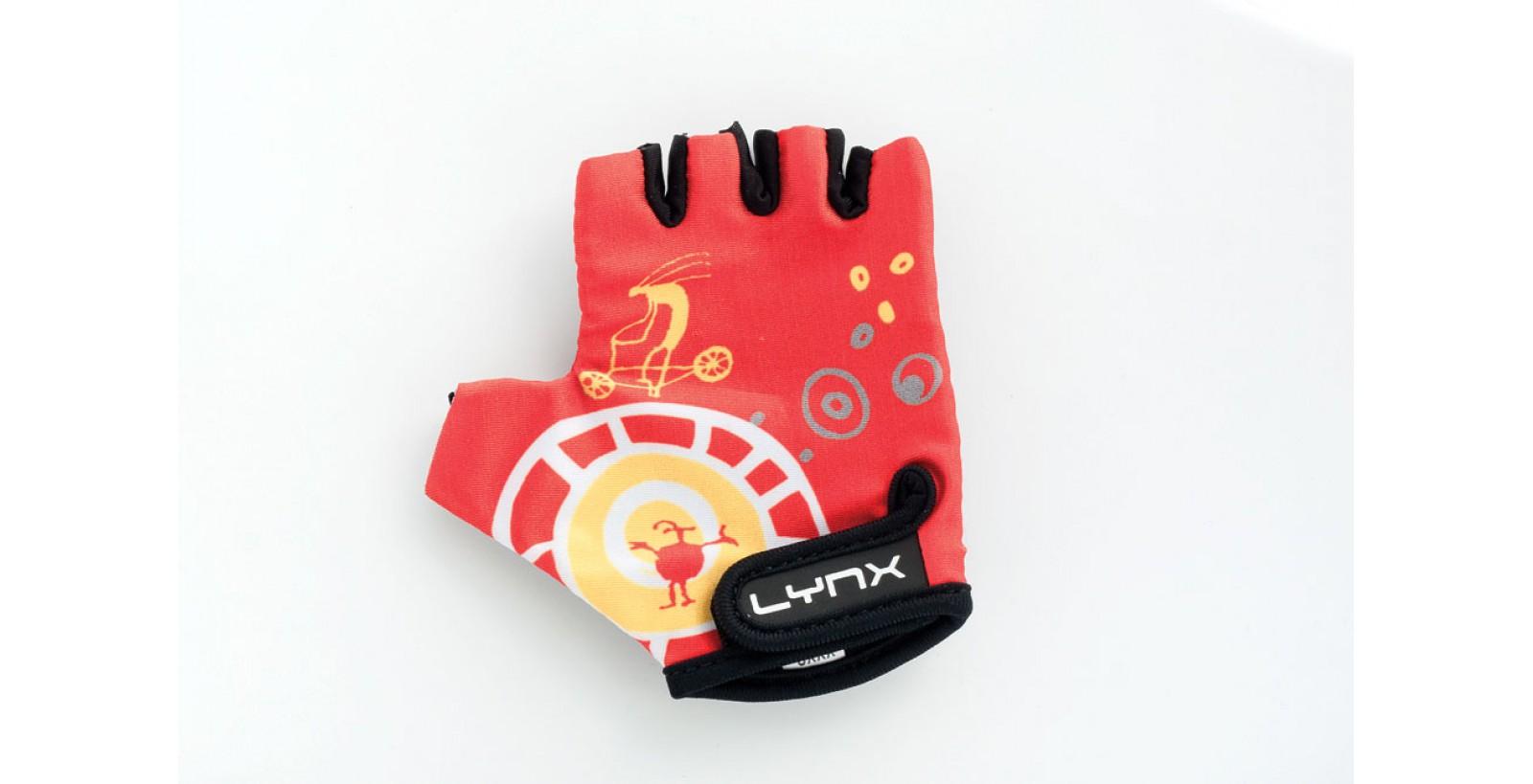 Рукавички Lynx KidsRed
